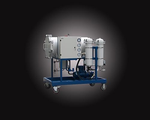 LYC-ML-J系列高精度聚结脱水滤油机