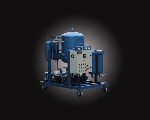 LYC-ML -Z系列高效真空滤油机