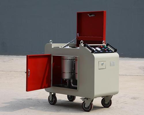 LYC-ML-C箱式高精度滤油机系列